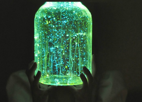 Universe in a Mason Jar