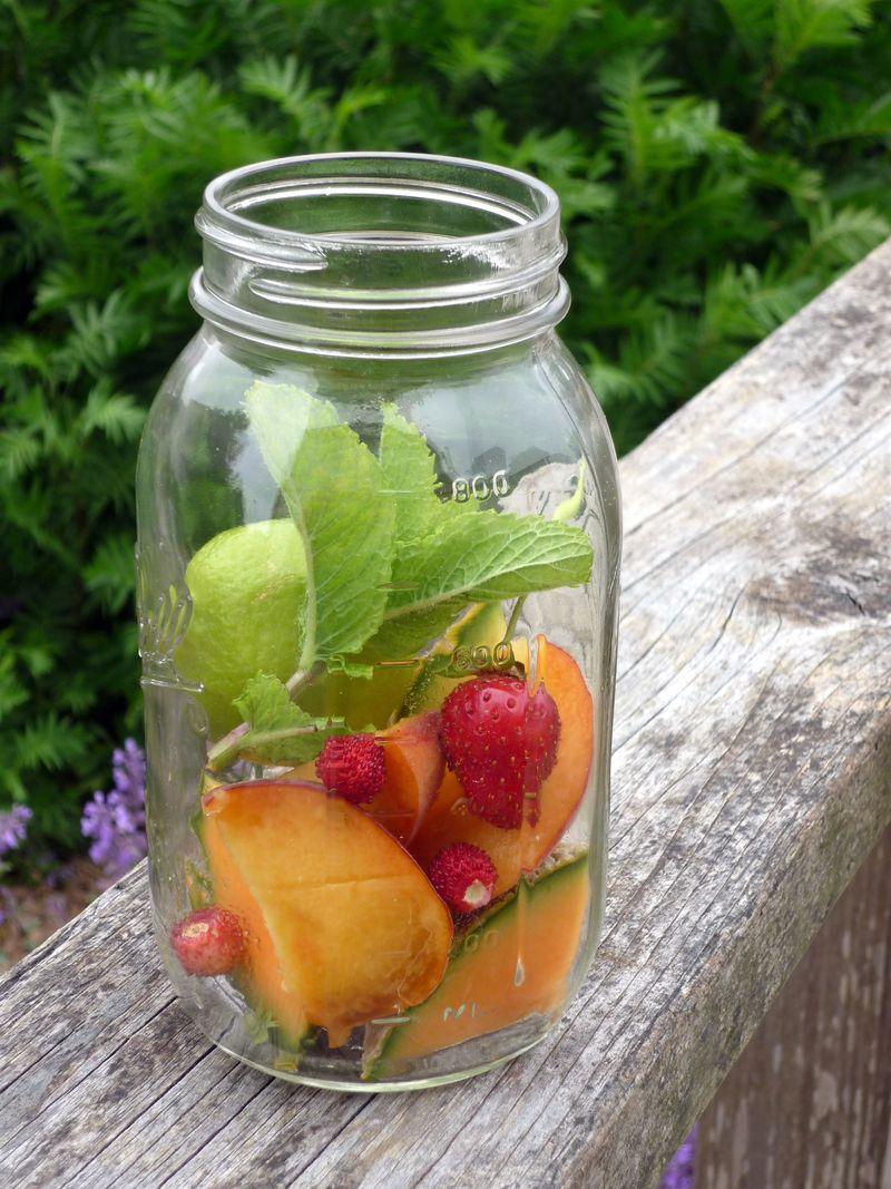 Recipe for Mason Jar Mojitos