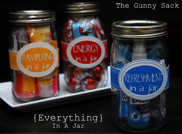 Everything in a Jar – Unusual & Fun Gifts in a Jar