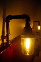 mason jar crafts lamp