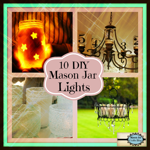 Mason Jar Crafts Idol