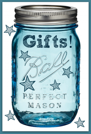 20 DIY Mason Jar Gifts