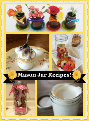 5 Delicious Mason Jar Recipes