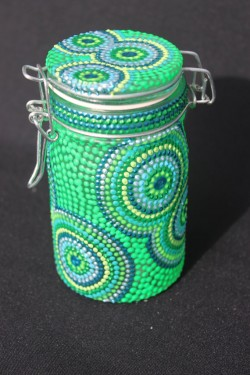 Incredible Painted Mason Jars