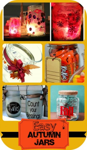 Autumn Jars – Easy & Awesome