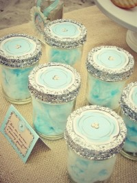 Mason Jars & Candy