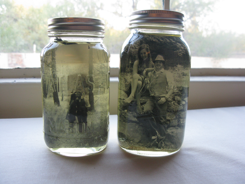 Mason Jar Wedding Ideas for a Spring Wedding