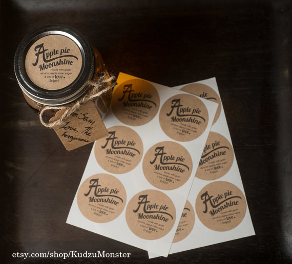 Customized Mason Jar Labels Discount