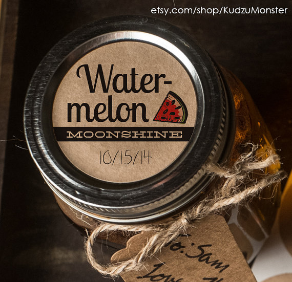 Discount on beautiful & unique personalized Mason Jar labels!