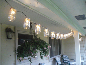 How To Make Mason Jar String Lights Mason Jar Crafts