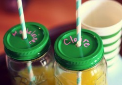How to Make Mason Jar Cups with Straw: An Easy DIY