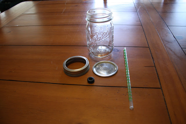 DIY Mason Jar Tumbler Supplies 2