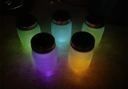 DIY Mason Jar Night Light Tutorial