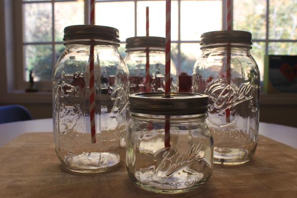 Mason Jar Tumblers