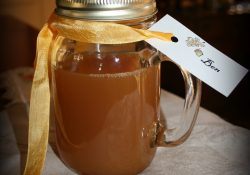 DIY Mason Jar Coffee Mug