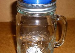 Mason Jar Glass with Handles: A Galore of Ideas
