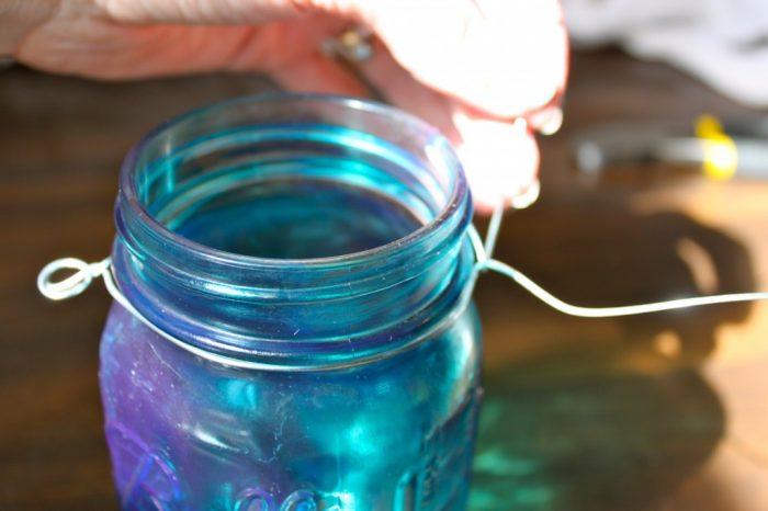 Mason Jar Hanger Picture 3