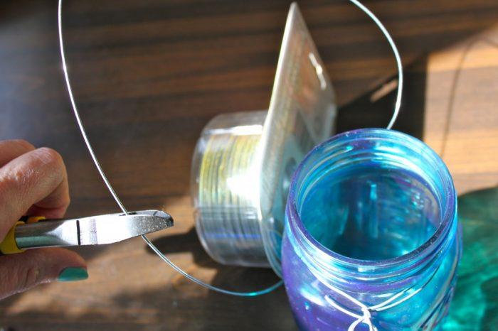 Mason Jar Hanger Picture 6