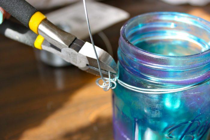 Mason Jar Hanger Picture 8