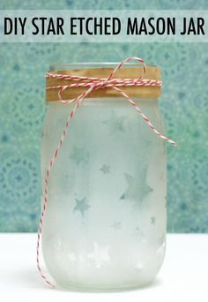Engraved Mason Jar No Handle