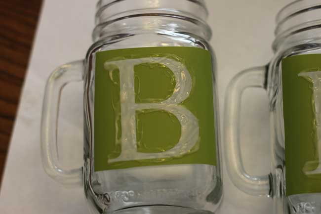 Engraved Mason Jars Picture 2