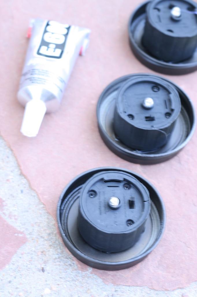 Mason Jar Solar Lights Picture 4