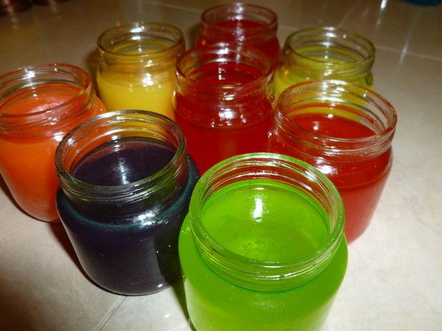 Mason Jar Gel Air Freshener