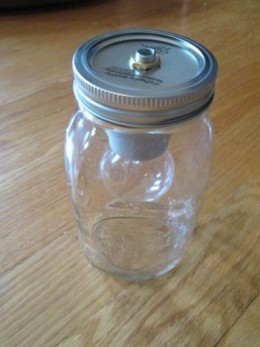 Mason Jar Kitchen Lights Picture 1