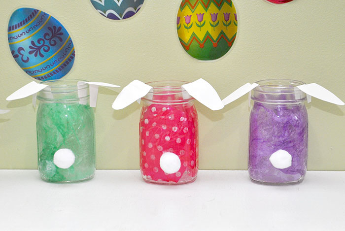 Creative Ideas For Making Easter Crafts With Mason Jars Mason Jar Crafts